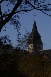 Serquigny-le-clocher-200x300 Serquigny dans Album